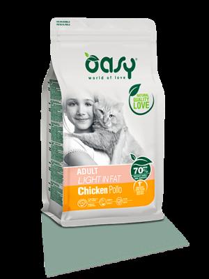 Oasy Adult Light Chicken 1.5kg