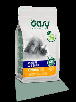 Oasy Mature & Senior Chicken 1.5kg