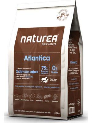 Naturea Grain Free Atlantica Salmon 2kg