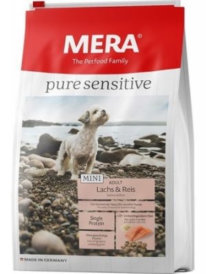 Pure Sensitive Mini Adult Salmon & Rice 4kg