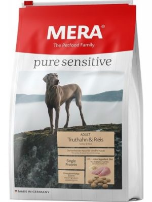 Pure Sensitive Adult Turkey & Rice 12.5kg