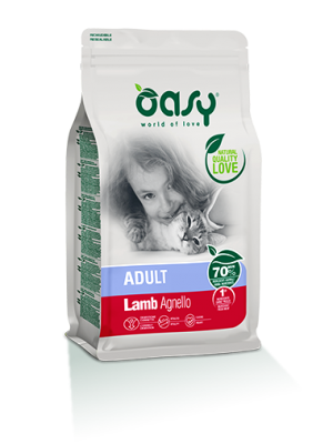 Oasy Adult Lamb 1.5kg