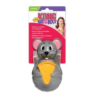 Bat-A-Bout Chime Mouse Small