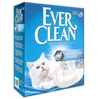 EverClean Extra Strong Clumping Unscented 10lt