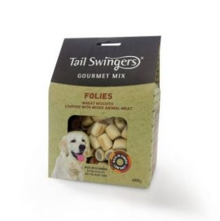 Tail Swingers Gourmet Mix – Folies Small Bites 400gr