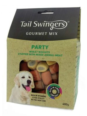 Tail Swingers Gourmet Mix – Party 400gr