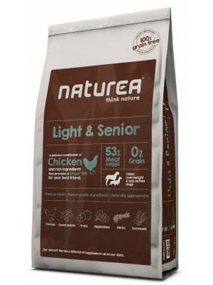 Naturea Grain Free Light & Senior 2kg