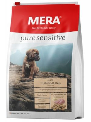 Pure Sensitive Junior Turkey & Rice 12.5kg