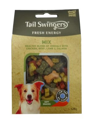 Tail Swingers Naturest Fresh Energy Mix 125gr