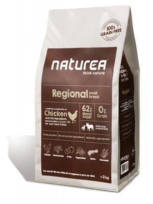 Naturea Grain Free Regional Small Breed 2kg