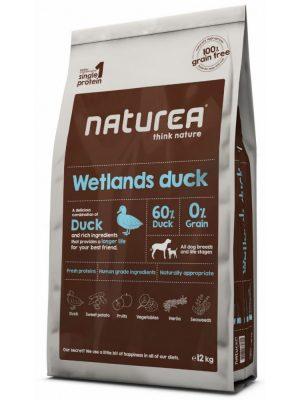 Naturea Grain Free Wetlands Duck 12kg