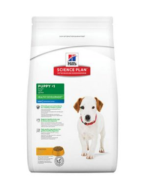 Hill's Science Plan Puppy Healthy Development Mini Chicken 7,5kg