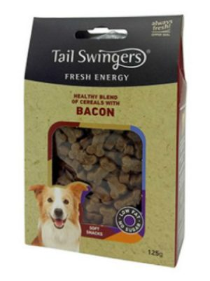 Tail Swingers Naturest Fresh Energy Bacon 125gr