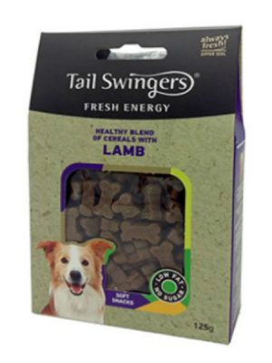 Tail Swingers Naturest Fresh Energy Lamb 125gr