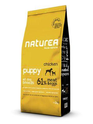 Naturea Naturals Puppy Chicken 2kg