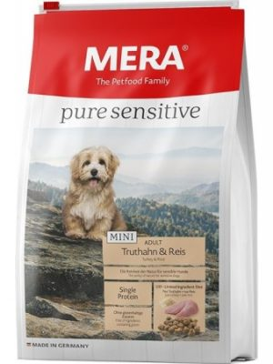 Pure Sensitive Mini Adult Turkey & Rice 4kg