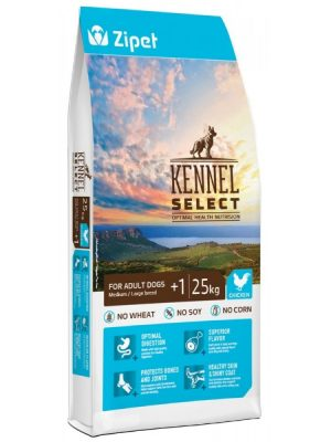 Kennel Select Adult Chicken Medium – Large Breed 15kg