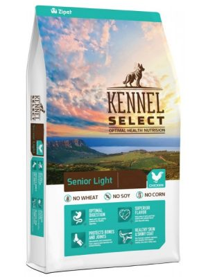 Kennel Select Senior – Light Chicken 15kg