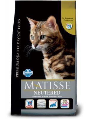 Matisse Neutered 10kg