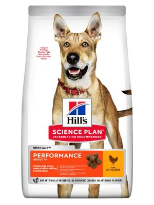 Hill's Science Plan Canine Adult Performance Chicken 12kg