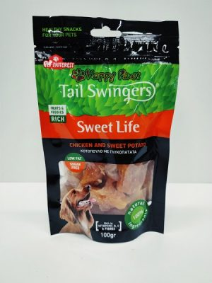 Tail Swingers Bites Sweet Potato with Chicken 100gr