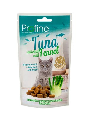 Profine Cat Soft Treat Tuna with Fennel 50gr