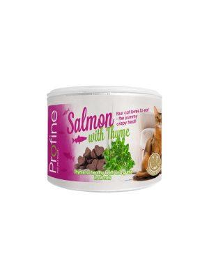 Profine Cat Crispy Treat Salmon with Thyme 50gr