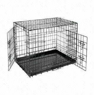 Pet Camelot Crate – Μεταλλικό Κλουβί Μεταφοράς 124x76x83cm