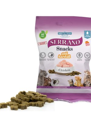 Serrano Snacks Chicken 50gr
