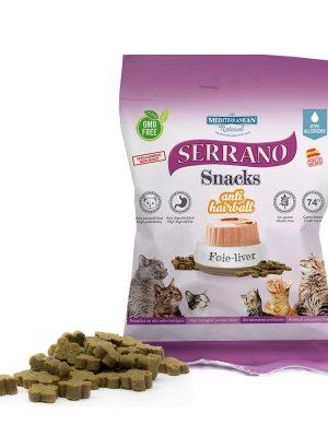 Serrano Snacks Foie – Liver 50gr