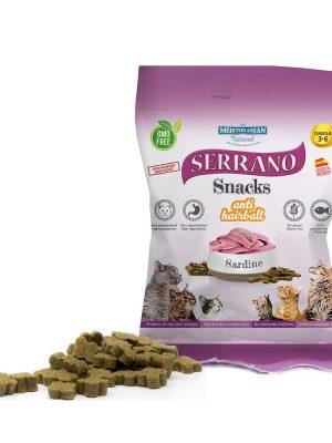 Serrano Snacks Sardine 50gr
