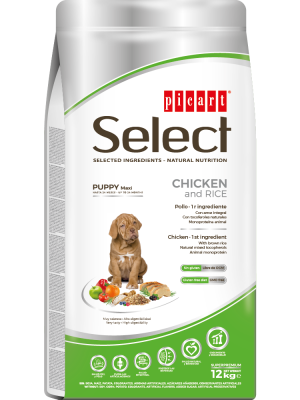 Picart Select Puppy Maxi Chicken &Rice 12kg