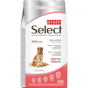 Picart Select Adult Salmon & Rice 12kg