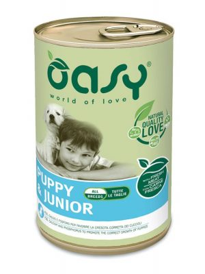 Oasy Puppy & Junior 400gr