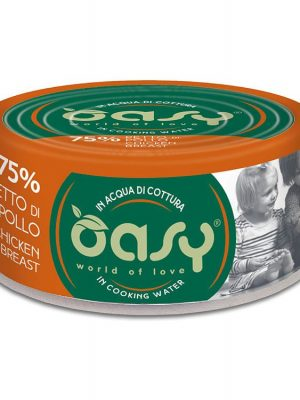 Oasy More Love Κοτόπουλο Στήθος 70gr