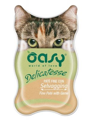 Oasy Πατέ Κυνήγι 85gr