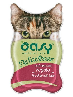 Oasy Πατέ Συκώτι 85gr