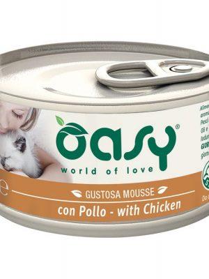 Oasy Mousse Κοτόπουλο / Chicken 85gr