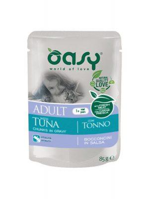 Oasy Adult Τόνος 85gr